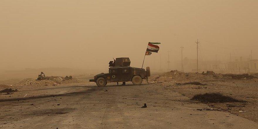 Irak güçleri stratejik Tel Abta köyünde kontrolü sağladı