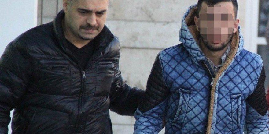 14 uyuşturucu hapla yakalanan genç tutuklandı
