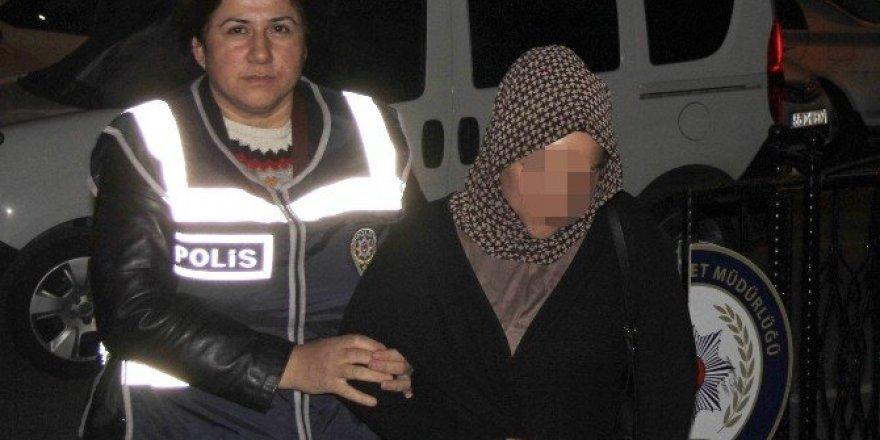 Samsun'da askeri personele ByLock gözaltısı