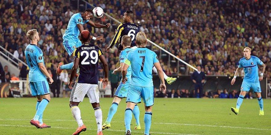 Fenerbahçe, tur için Hollanda deplasmanında