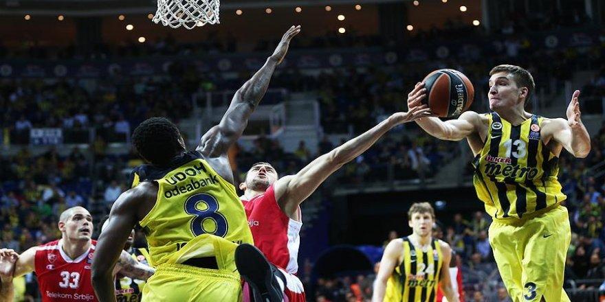 Fenerbahçe'nin konuğu Kızılyıldız MTS