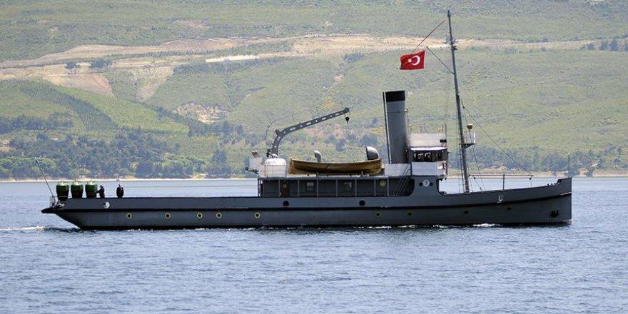 TCG Nusret gemisi ziyarete açılacak