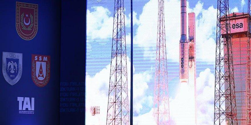 Milli kripto 'Göktürk-1' ile ilk kez uzayda