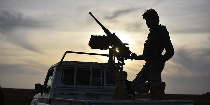 Halep'teki silahlı muhalif gruplardan insani ateşkes çağrısı