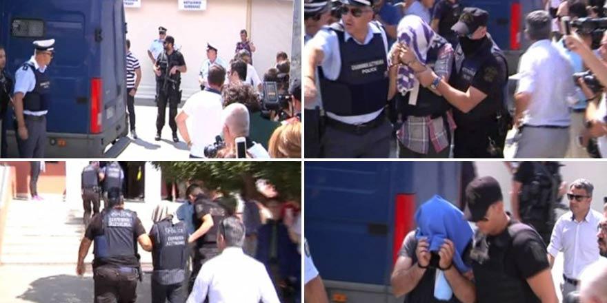 Yunanistan'ın iade edeceği FETÖ'cülerin kimlikleri