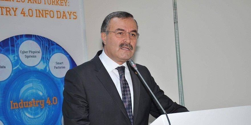 """Kütükcü: """"4. Sanayi Devrimi Türkiye için yeni bir fırsat"""""""