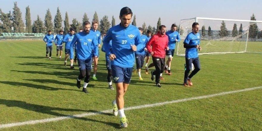 Akhisar Belediyespor, Osmanlıspor maçı hazırlıklarını sürdürüyor