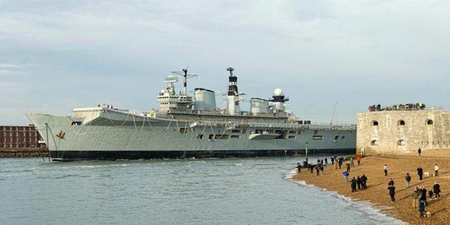 İngiltere'nin dev uçak gemisini Türkiye satın aldı