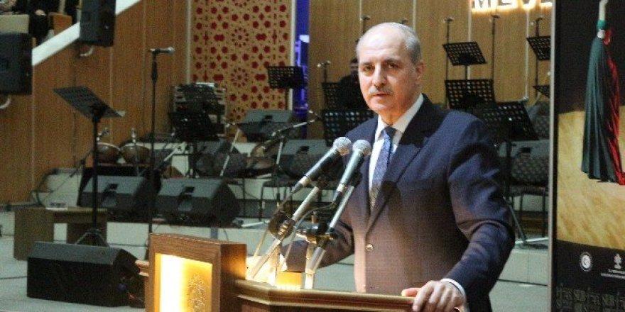 Başbakan Yardımcısı Kurtulmuş Hz. Mevlana'yı anma törenlerine katıldı