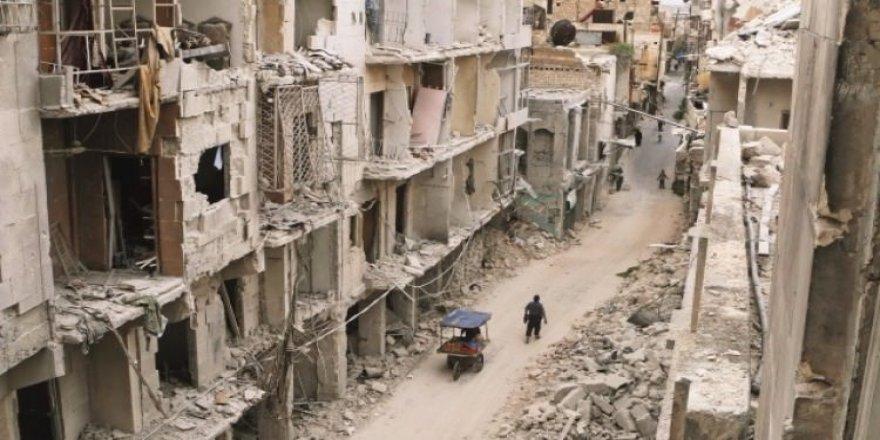 Halep'teki çığlık: Bizi bir tek Türkiye unutmadı