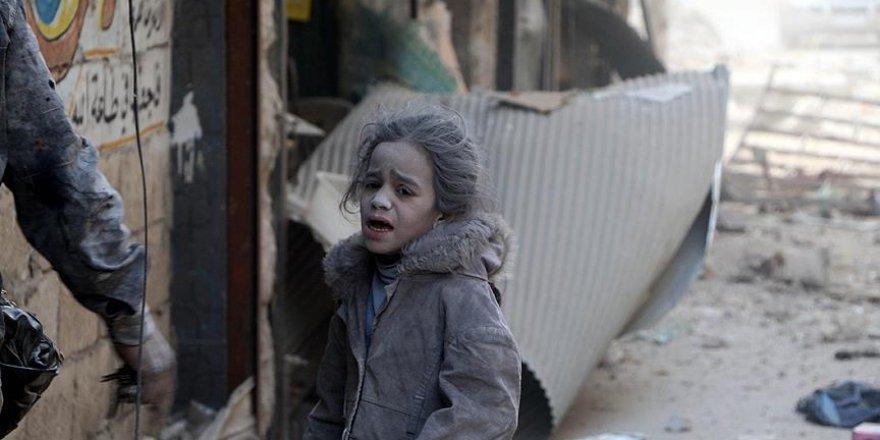 """""""Halep'teki çocukları kurtarın"""""""