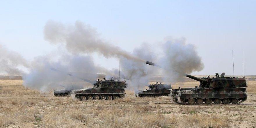 Fırat Kalkanı'nda 9 DEAŞ'lı terörist etkisiz hale getirildi