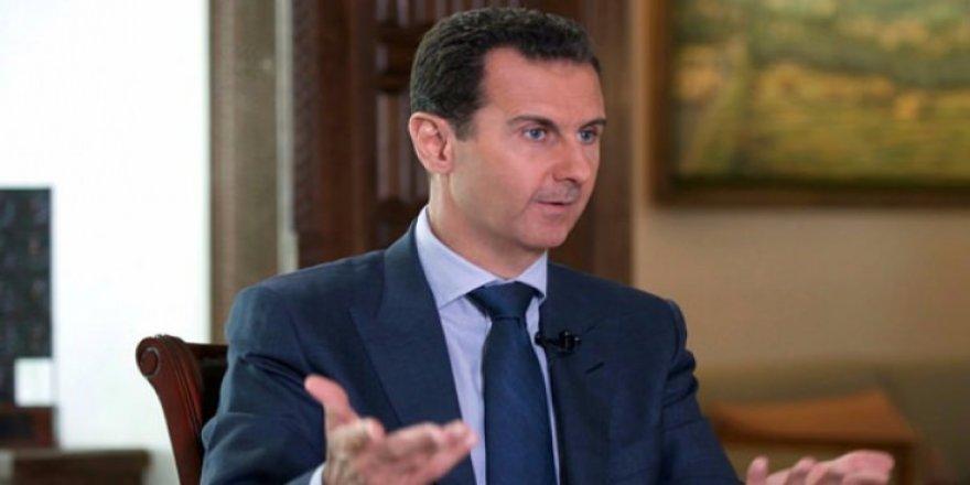Esad, savaşı bitirmek için tek yolu açıkladı