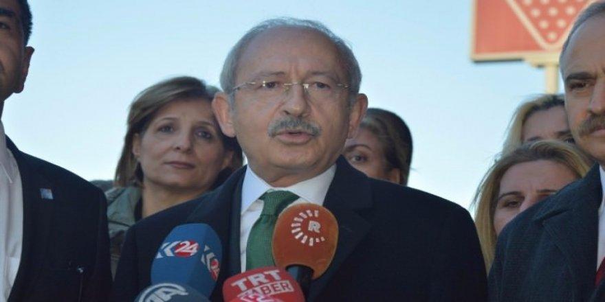 Kılıçdaroğlu'ndan yine skandal FETÖ açıklaması