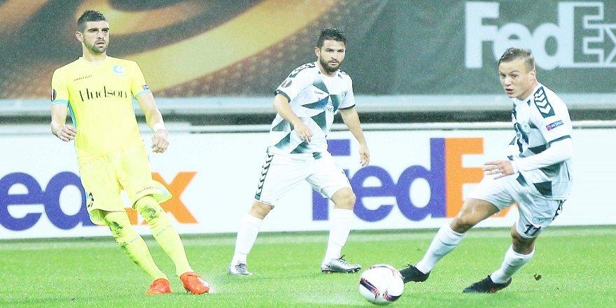 Konyaspor'un Avrupa'daki son maçı