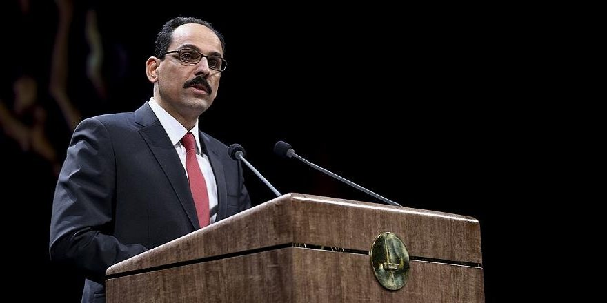 Cumhurbaşkanlığı Sözcüsü Kalın: El Bab alınacak