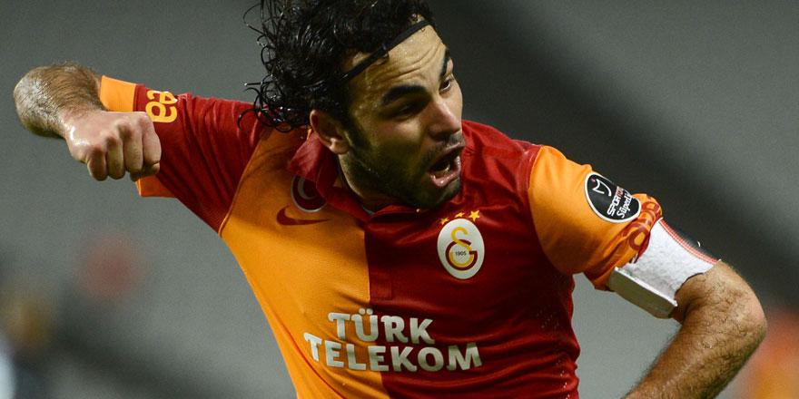 Selçuk İnan: İlk profesyonel maçıma Konya'da çıktım