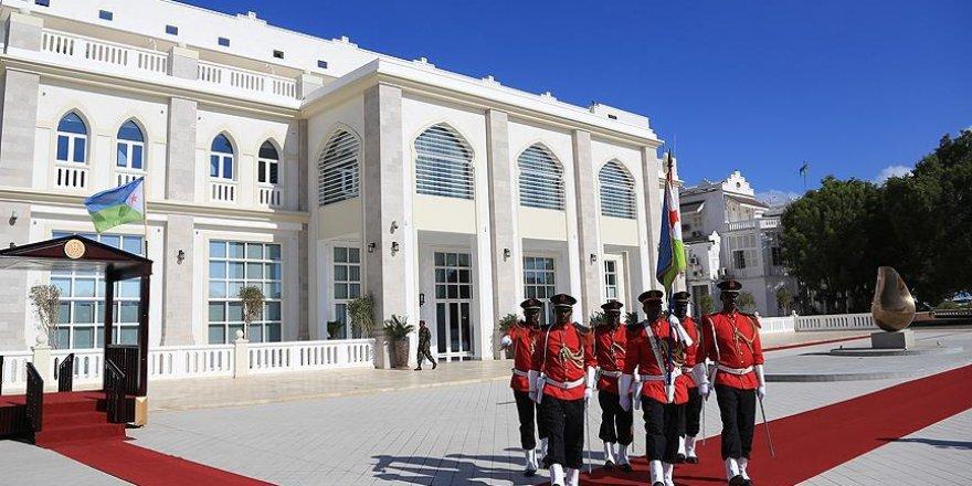 Cibuti'de askeri üs yarışı