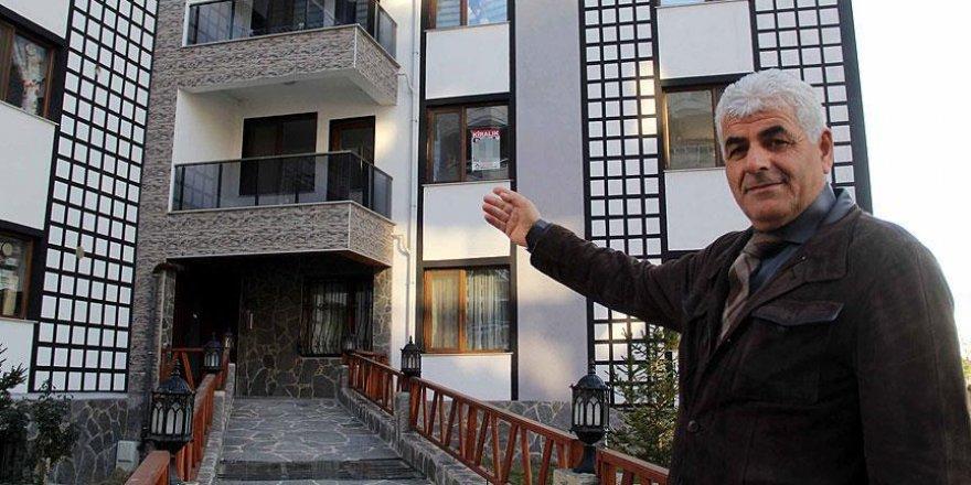 Edirne'de dolarını bozdurana daireler yüzde 10 indirimli