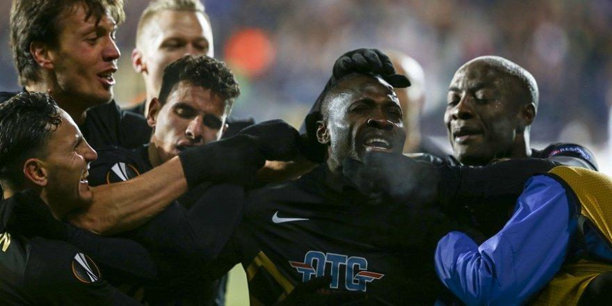 Osmanlıspor tarih yazdı 2-0