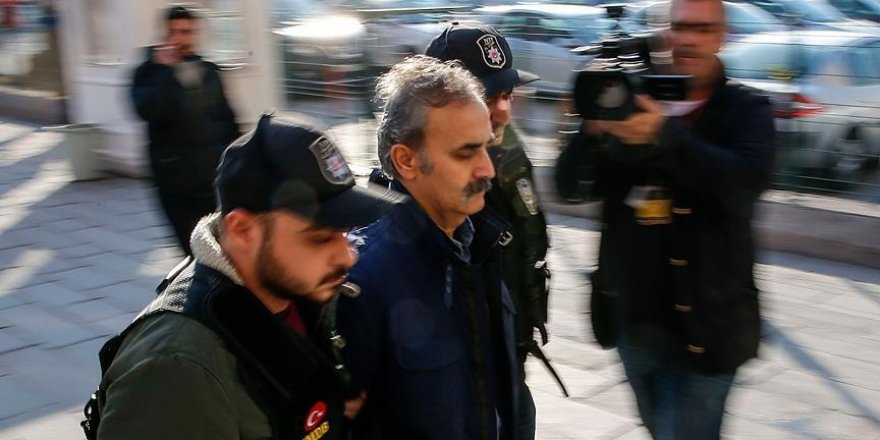 'Kozmik Oda' savcısı Bilgili tutuklama talebiyle mahkemeye sevk edildi
