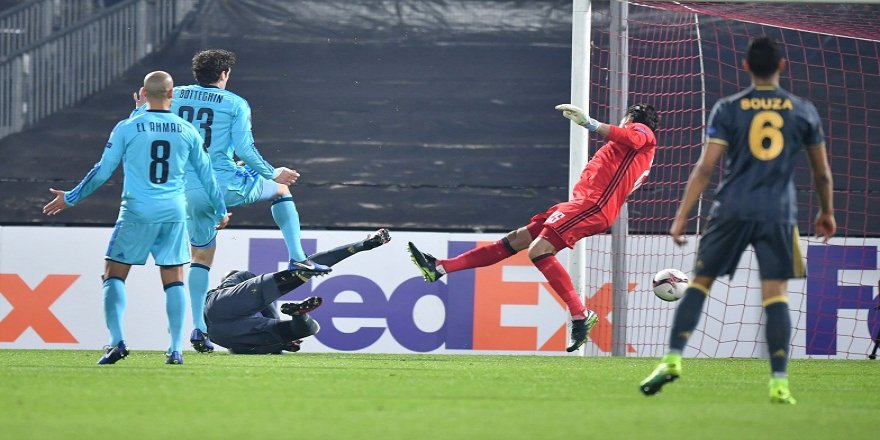 Feyenoord-Fenerbahçe maçından notlar