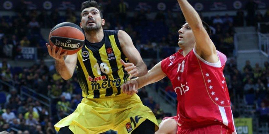 Fenerbahçe, Kızılyıldız'a göz açtırmadı