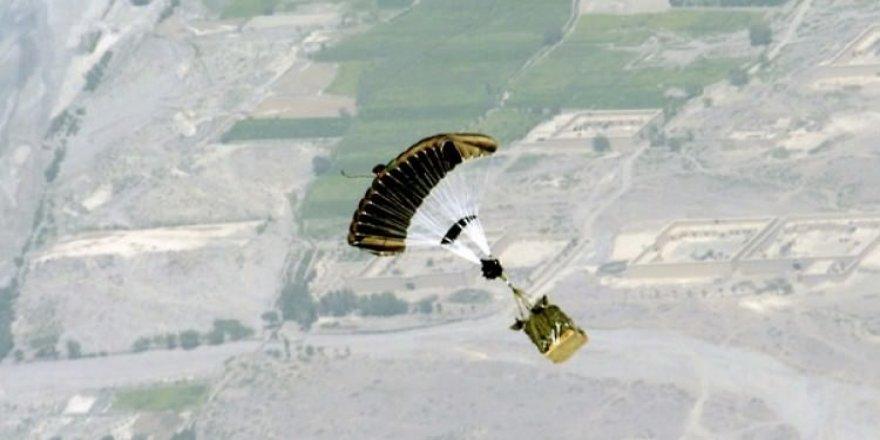 Halep planı! Savaş uçakları bunları bırakacak...