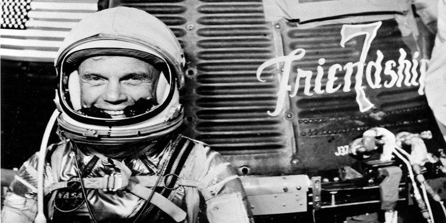ABD'li astronot John Glenn hayatını kaybetti