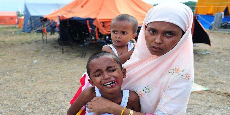 BM'den Myanmar'a çağrı