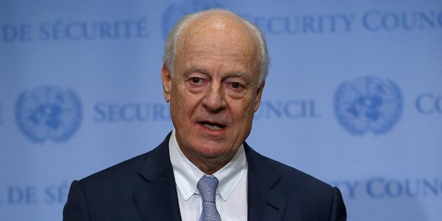 BM'den 'Suriye'de barış görüşmeleri tekrar başlasın' önerisi