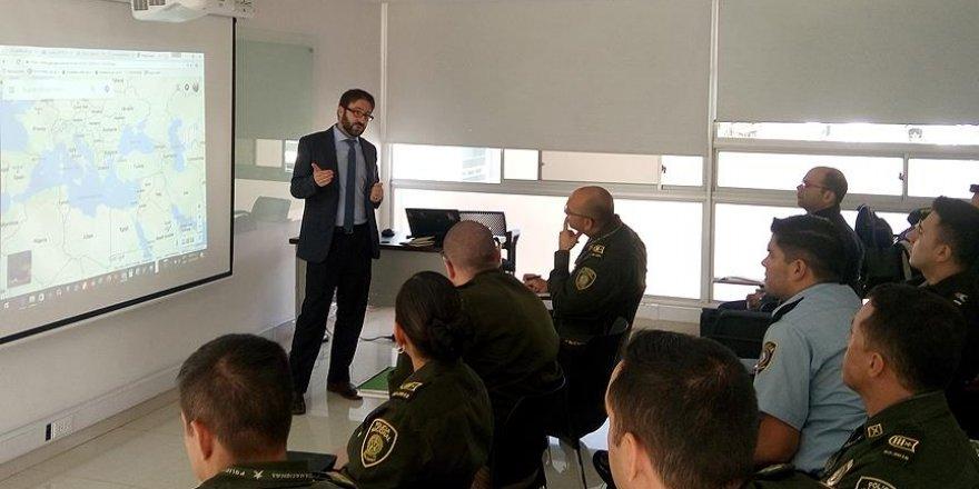 TİKA'dan Latin Amerikalı polis yöneticilerine 'terör konferansı'
