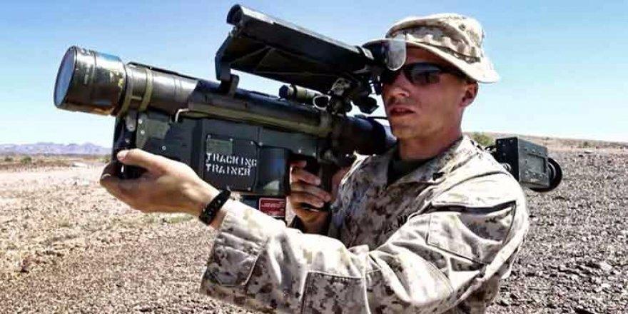 ABD, PKK'ya füze göndermeye hazırlanıyor