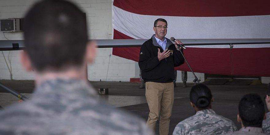 ABD Savunma Bakanı Carter Afganistan'da