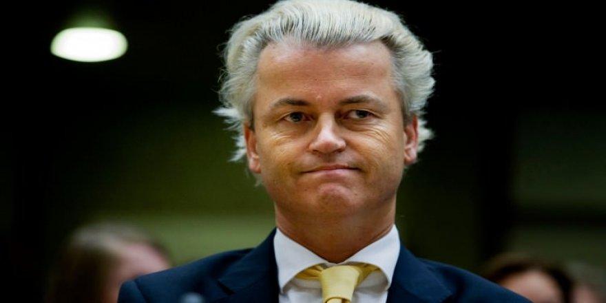 Irkçı lidere şok! Mahkeme Wilders'ı suçlu bulundu