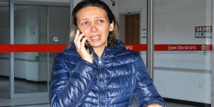 Hamile kadına saldıran şahsın kimliği belli oldu