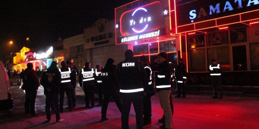 Konya'da 853 polisle asayiş uygulaması