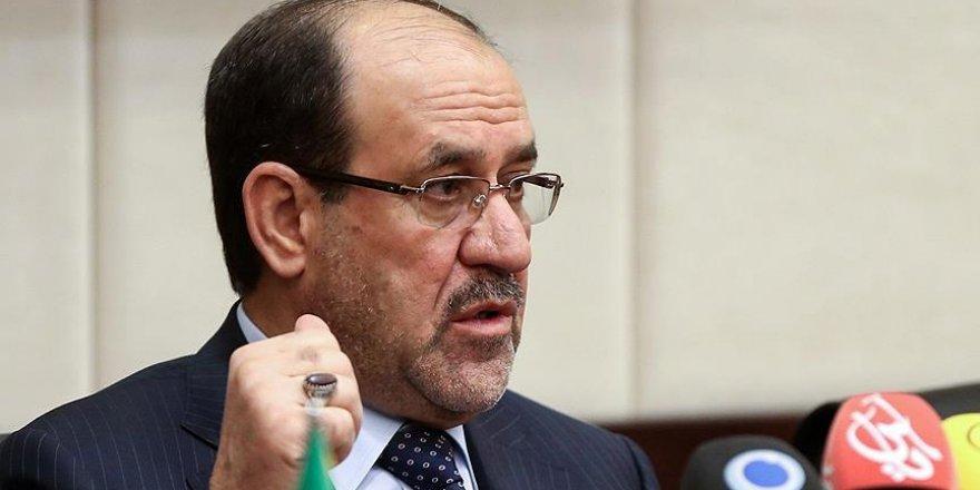 Irak Cumhurbaşkanı Yardımcısı Maliki protesto edildi