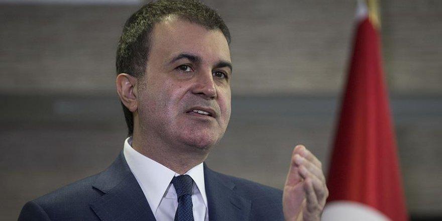 AB Bakanı Çelik: İnsan Hakları Günü eylemlerle idrak edilmeli