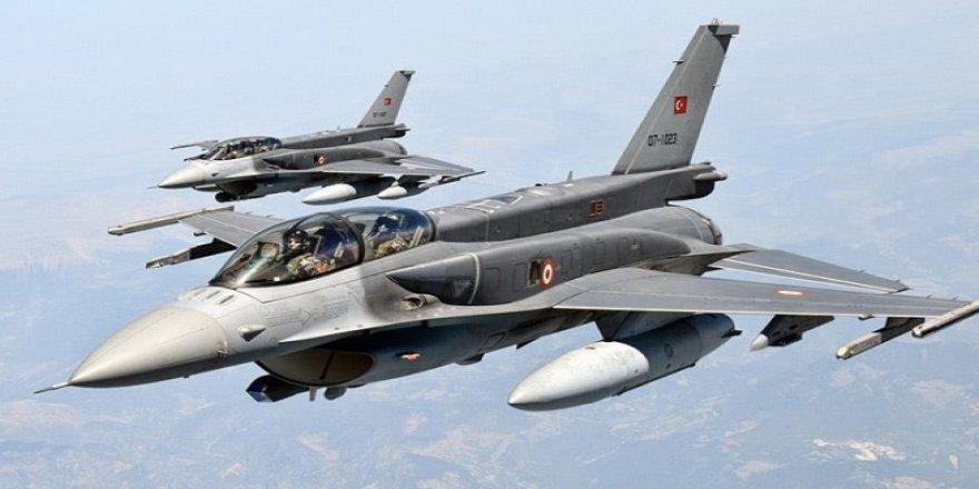 Terör örgütü DEAŞ'a ait 39 hedef imha edildi
