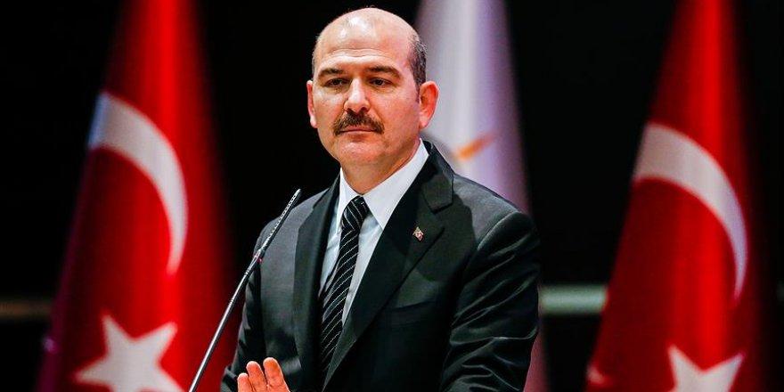 İçişleri Bakanı Soylu'dan Dünya İnsan Hakları Günü mesajı