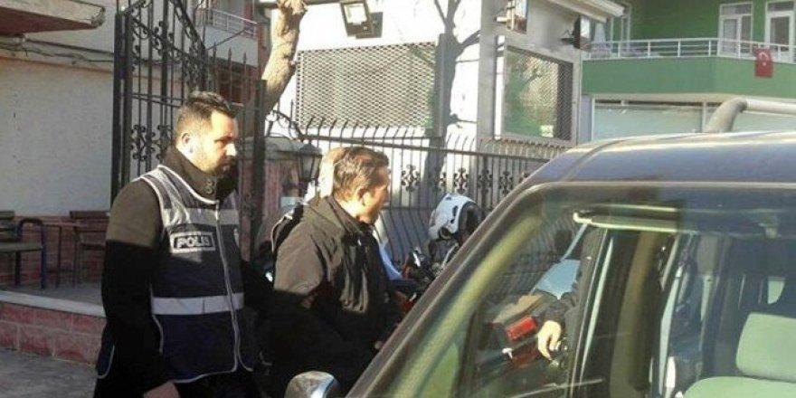 """Mut'ta """"Bylock"""" kullanan 2 öğretmen tutuklandı"""