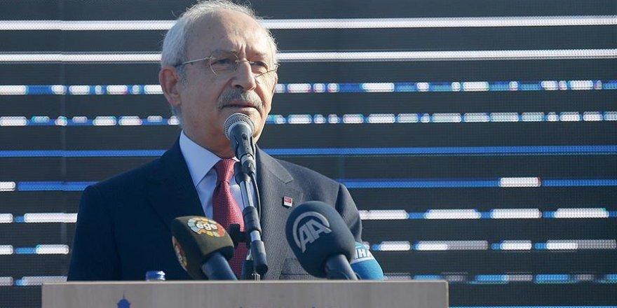 CHP Genel Başkanı Kılıçdaroğlu: İzmirli Türkiye'ye nefes aldırıyor