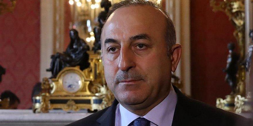 Dışişleri Bakanı Çavuşoğlu: Fikirdaş ülkeler toplantısından bir sonuç çıkmaz