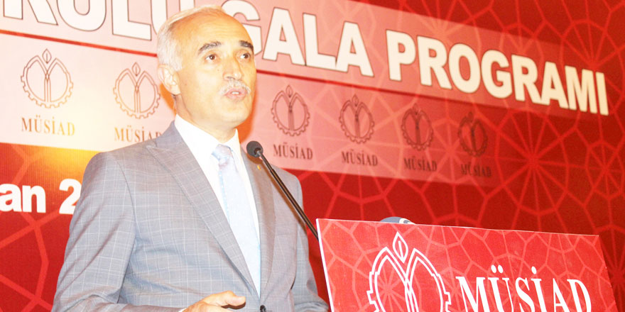 Nail Olpak: EKK kararları ekonomiye nefes aldıracak
