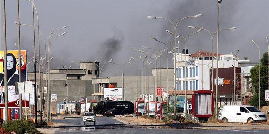 Bingazi'de 'geçici ateşkes' başladı