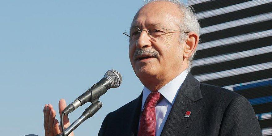 CHP Genel Başkanı Kılıçdaroğlu: Her bedeli ödemeye hazırız