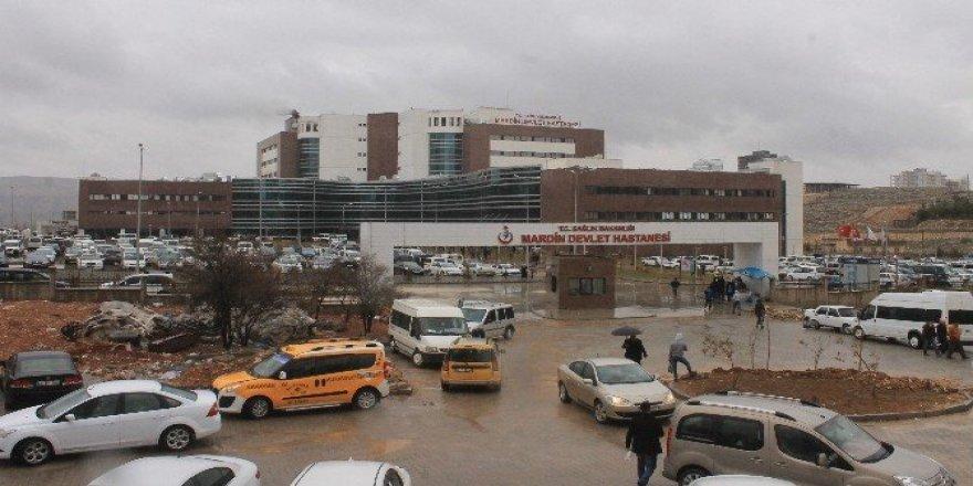 Mardin'de doktor darp edildi
