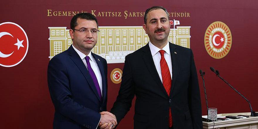 AK Parti ve MHP'den 'Anayasa değişikliği' açıklaması