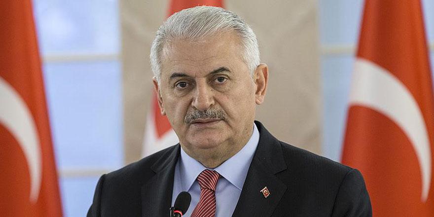 Başbakan Binali Yıldırım'dan anayasa değişikliği teklifi açıklaması